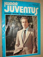 Vive Boy' Juventus FC N°4 Avril 1980 Année XVIII