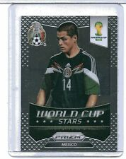 JAVIER HERNANDEZ - 2014 - FIFA WORLD CUP - BRASIL - WORLD CUP STARS - card # 27