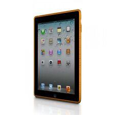 Etui  orange résistant qui s'adapte à la forme de l'iPad 2 et 3 d'XtremeMac