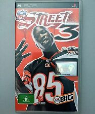 (RARE) NFL Street 3 (Mint Cond) Sony PSP Video Game