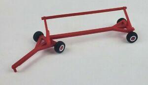 1/64 Standi Red Combine Header Trailer