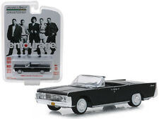 ENTOURAGE 1965 Lincoln Continental Diecast Car 1:64 Greenlight 3 inch Black