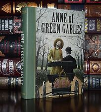 Anne of Green Gables L. Montgomery New Unabridged Illustrated Hardcover Gift Ed
