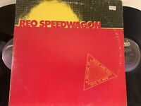 REO Speedwagon – A Decade Of Rock And Roll 1970 To 1980 2x LP Epic KE2 3644 EX