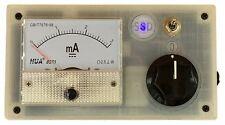 tDCS Brain Stimulation Device - 12 Volt Analog Meter - Caputron Starter Kit