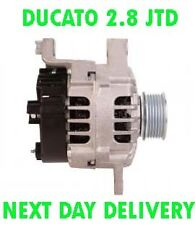 FIAT DUCATO 2.8 JTD 2000 2001 2002 2003 2004 2005 2006 > on RMFD ALTERNATOR