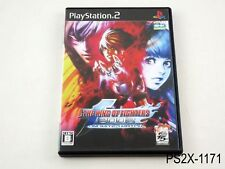 The King of Fighters 2002 Unlimited Match Playstation 2 Japanese Import PS2 B