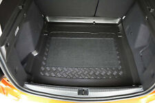Dacia Duster MK2 2x4 LDPE boot tray rubber load liner mat or bumper protector