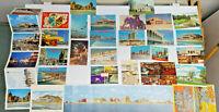 Lot of 25 Atlantic City NJ New Jersey Vintage Postcards plus 3 booklets