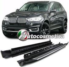 BMW X5 F15 2013+ PEDANE LATERALI SOTTOPORTA IN ALLUMINIO SET I° Qualita'