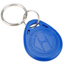 10pcs 125khz RFID Proximity ID Token Key Tag Keychain Waterproof New T1