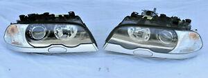 2005 BMW E46 M3 Pair OEM Bi Xenon Head Light Lamp Left Right