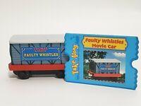 Thomas & Friends Take n Play Along Die cast Metal Faulty Whistles Movie Car