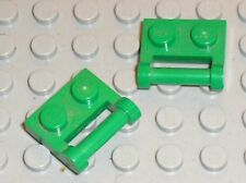 2 x LEGO Green Plate ref 48336 / set 79117 75883 7733 9095 21133 41185 76004 ...