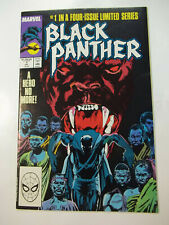 BLACK PANTHER #1 - 4 COMPLETE LIMITED SERIES  (1988)