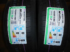 4x 195/60 15 NEXEN NBLUE 88H 1956015 QUALITY NEW CAR TYRES EXCELLENT WET GRIP