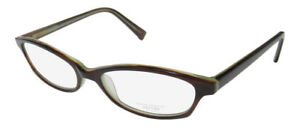 NEW OLIVER PEOPLES RAQUEL MUST HAVE LIGHT STYLE EYEGLASS FRAME/GLASSES/EYEWEAR