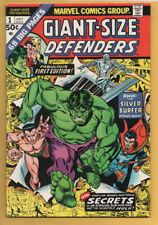Giant Size Defenders #1 Marvel Comics 1974 Starlin, Kirby, Ditko Nice Copy! NM-