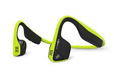 Aftershokz AS600IG Trekz Titanium Open Ear Wireless Bone Conduction Headphones - Ivy Green