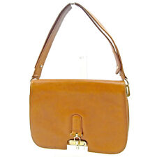 Bally Shoulder bag Brown Woman Authentic Used S674