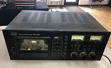 Rare SANSUI SC-5110 Vintage High-End Cassette Tape Deck Parts OR Repair