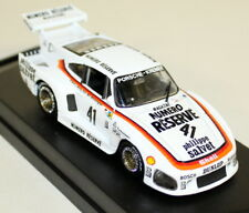 Quartzo 1/43 Scale 3001 Porsche 935 Kremer K3 Numero Reserve Diecast Model Car