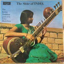 ZFB 48 The Sitar of India / Deben Bhattacharya
