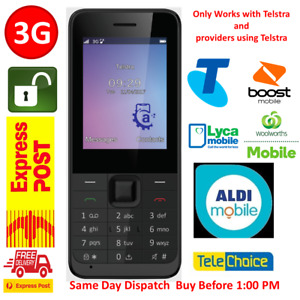 ZTE F327S (Telstra Lite) 3G Unlocked Free $10 Telstra SIM Free Express Shipping