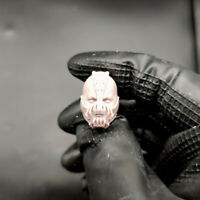 "Hot 1/12 Scale The Dark Knight Rises Bane Head Sculpt Unpainted Fit 6"" ML Figure"