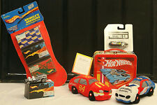 1/64 HOT WHEELS LOT HALLMARK LUNCHBOX KRINGLES KRUISERS SE COLLECTORS CLUB LE