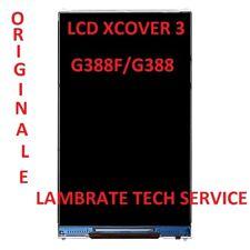 DISPLAY LCD SCHERMO  SAMSUNG GALAXY XCOVER 3 G388F G388 X COVER ORIGINALE 100%