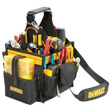 "DeWalt DG5582 - 11"" Electrical Electrician Contractor's Tool Bag Box Carrier New"