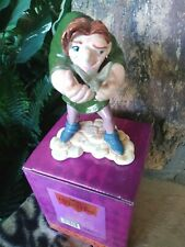 New ListingQuasimodo With Bird, Enesco Ceramic Figurine, Hunchback Of Notre Dame, New Mib