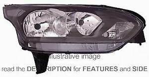 LHD Headlight Ford Transit Connect Tourneo From 2014 Right 1827688