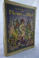 Les Fleurs du Mal by Charles Baudelaire Laboccetta (SOFTCOVER)