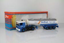 "Tekno DAF 95 Tanksattelzug ""Nedlloyd Road Carrgo 81-07"" Maßstab 1:50 /TE43"