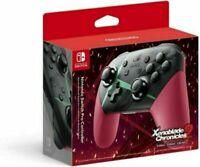 Original Nintendo Switch Pro  Xenoblade 2 Edition Controller New
