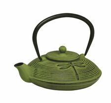 Avanti Dragonfly Cast Iron Teapot Green 770ml 900ml