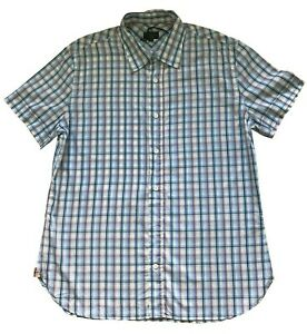 Paul Smith  Short Sleeve Shirt   - L -  p2p 21""