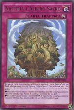 Naturia l'Albero Sacro - Sacred Tree YU-GI-OH! NECH-IT076 Ita RARA 1 Ed.