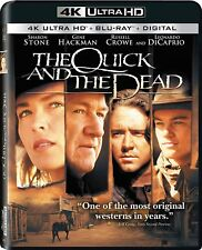 The Quick and the Dead (4K Ultra HD)(UHD)(Atmos)(Pre-order / Jul 17)