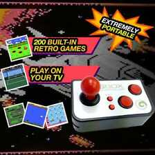 GBOX Retro 200 Video Games Console In 1  - Retro TV Mini Games Console