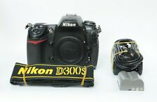 Nikon D300S 12.3 MP Digital SLR Camera - Body Only-Shutter Count:31482