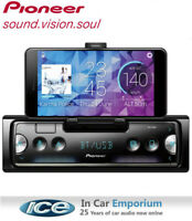 Pioneer SPH-10BT car stereo, Apple Car Play / Android Auto USB Bluetooth radio