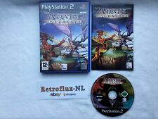 Wrath Unleashed - Complete Game PAL - Playstation 2 PS2