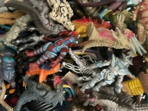 Ultraman Kaiju Bandai Vinyl FIgures Godzilla Variations