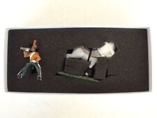 Frontline figures F.L.L.5 Napoleonic Wars French Line Lancers Trumpeter Cavalry