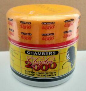 Chambers Chapter 2000 Super Hair Grow Scalp Treatment (300g)