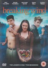 BREAKING WIND - Eric Callero, Frank Pacheco, Heather Davis, Emma Bell (DVD 2012)