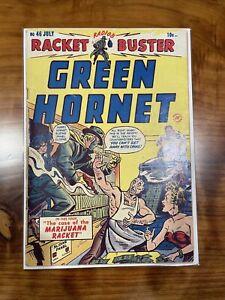 Green Hornet Comics #46 Golden Age - HTF 1949 (C)